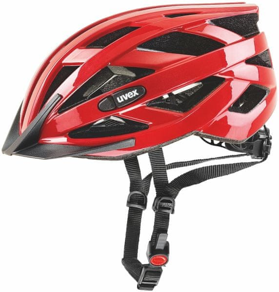 Uvex I-Vo Red Metallic 52 - 57 cm