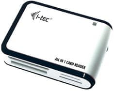 I-TEC Univerzální čtečka (USB 2.0), bílá