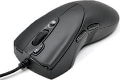 A4Tech X-738K USB Gamer egér, Fekete