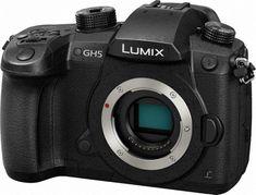 Panasonic brezzrcalni digitalni fotoaparat Lumix DC-GH5