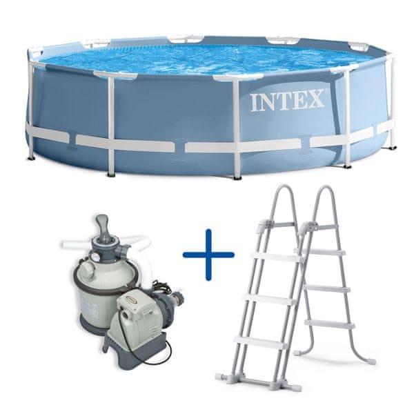 Marimex Bazén Florida 3,66x0,99 m s pískovou filtrací ProStar 3