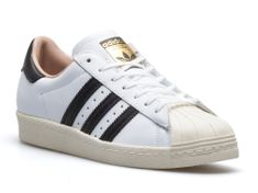 Adidas Buty Superstar 80s W BY2957 White