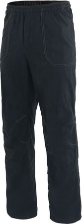 Hannah moške hlače Blog, črne, XL