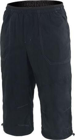 Hannah moške hlače Hug, črne, S
