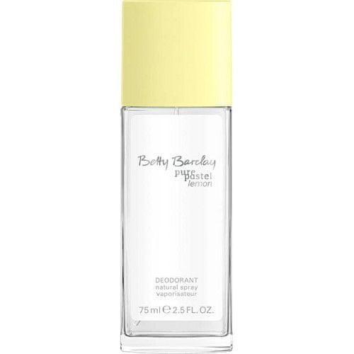 Betty Barclay Pure Pastel Lemon - deodorant s rozprašovačem 75 ml