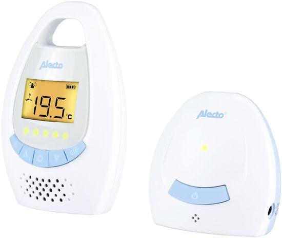 Alecto elektroniczna niania DBX-20 z funkcją TALK