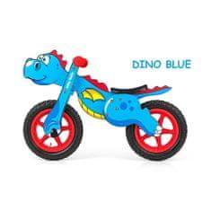 MillyMally Rowerek biegowy Dino Blue