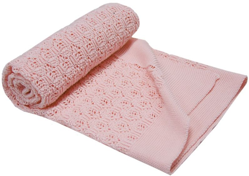 EKO Letní pletená deka