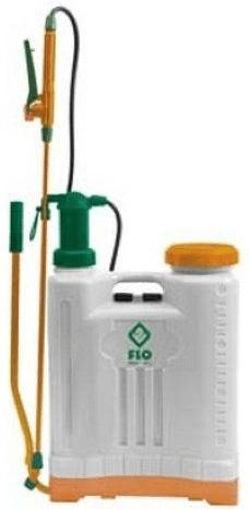 Flo postřikovač tlakový zádový 15 l hranatý (TO-89526)