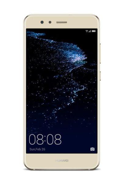 Huawei P10 Lite, Dual SIM, zlatý