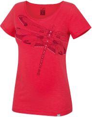 Hannah ženska majica Kaira, rdeča