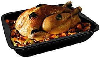 Zenker Pekáč extra hluboký Special Cooking 40x34x8 cm