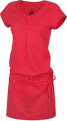Hannah obleka Catia, rdeča
