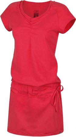 Hannah obleka Catia, rdeča, 38