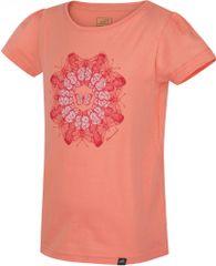 Hannah otroška majica Poppy JR, oranžna