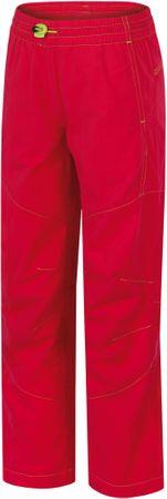 Hannah otroške hlače Twin JR, rdeče, 140