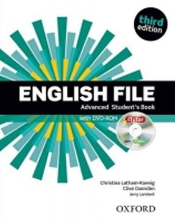 Oxenden Clive: English File Third Edition Advanced Student´s Book with iTutor DVD-ROM