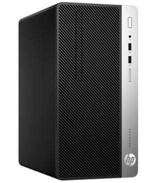 HP namizni računalnik ProDesk 400 G4 MT i5-7500/8GB/SSD 256GB/W10Pro (1JJ56EA)