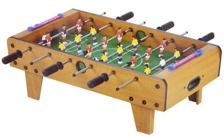 Unikatoy ročni nogomet, lesen, 69 x 37 cm (24900)