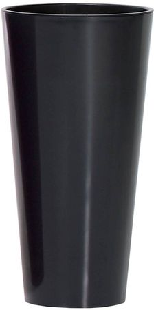 J.A.D. TOOLS donica TUBUS SLIM, 25 cm, czarna