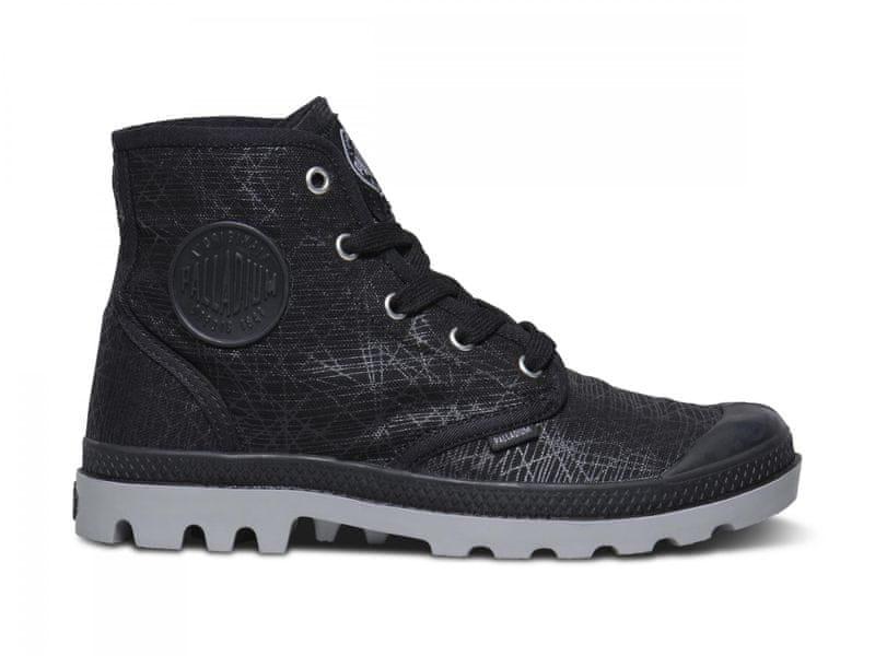 Palladium dámská kotníčková obuv Pampa Hi 38 černá 765dc1589e3
