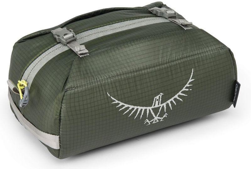 Osprey Ultralight Washbag Padded Shadow Grey