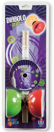 Androni DIABOLO PROFI + DVD
