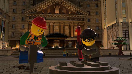 Warner Bros igra LEGO City Undercover (Xbox One)