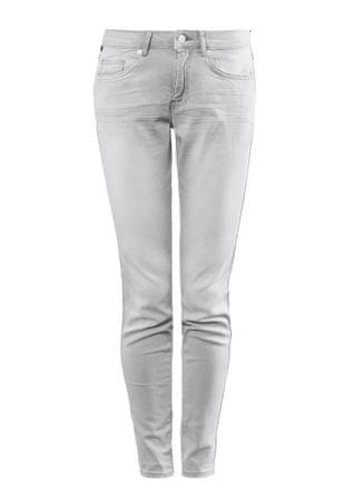 s.Oliver dámské jeansy 38 šedá