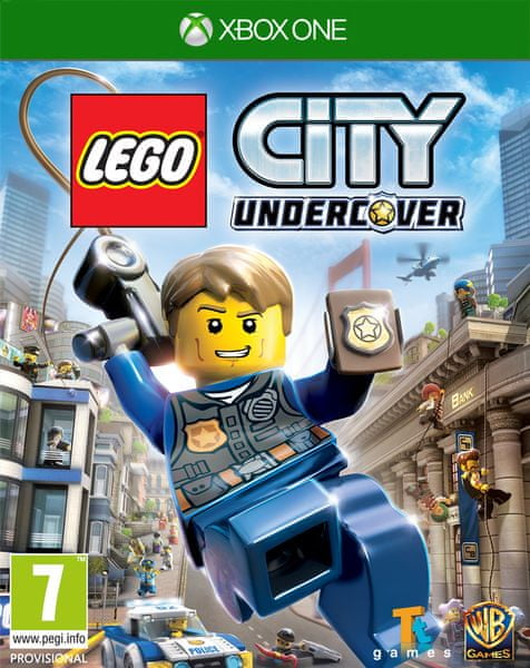 Lego City: Undercover / Xbox One