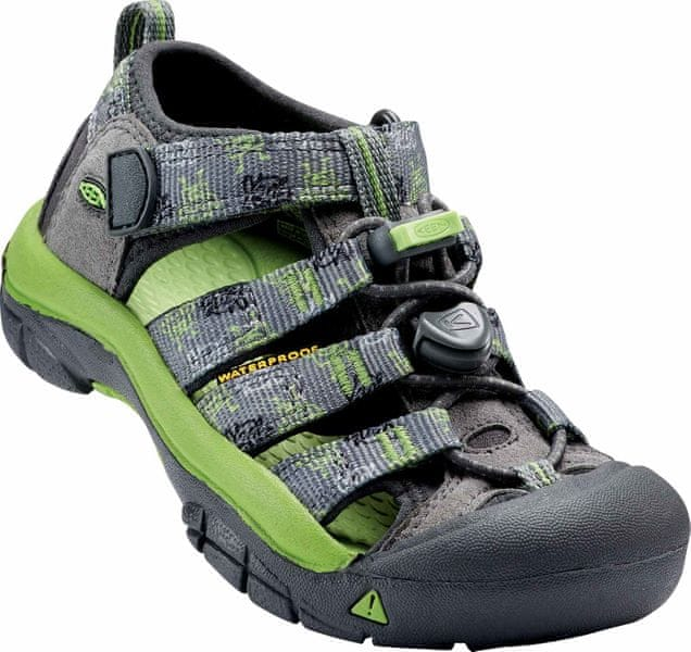 KEEN Newport H2 K Gargoyle Monsters US 13 (31 EU)