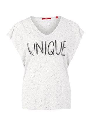 s.Oliver T-shirt damski 36 szary
