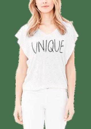 s.Oliver T-shirt damski 38 szary