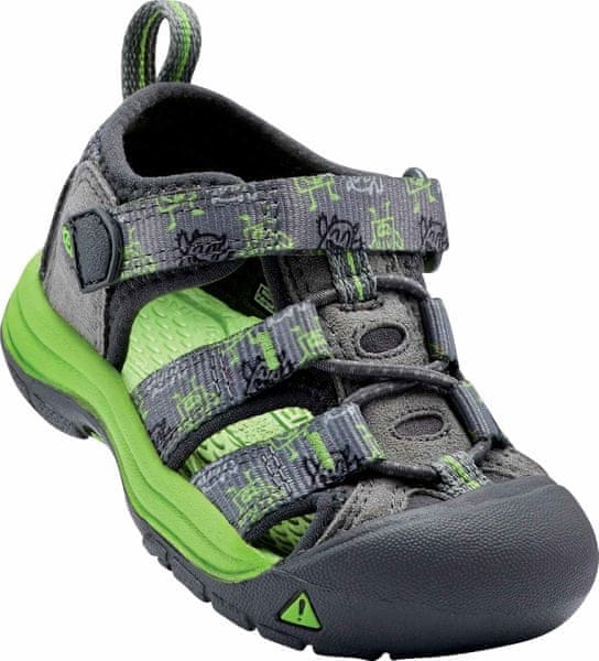 KEEN Newport H2 Inf Gargoyle Monsters US 6 (22 EU)