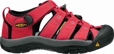 KEEN Sandały Newport H2 K Ribbon Red/Gargoyle US 8 (24 EU)