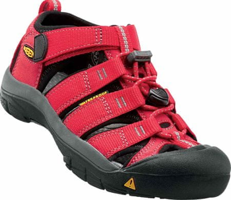 KEEN otroška obutev Newport H2 K, rdeči, 30