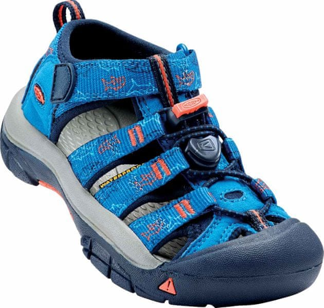 KEEN Newport H2 K Imperial Blue/Sharks