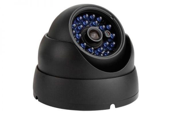 Zmodo 1/3 Sony CCD 420TVL Metal Dome IR Camera (UMNP10036)