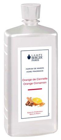 Lampe Berger miris Orange Cinnamon, 1000 ml (116018)