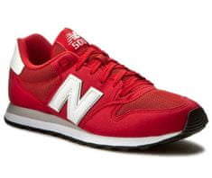 New Balance GM500RSW Férfi sportcipő, Piros