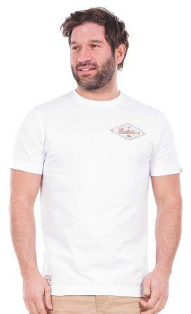Brakeburn T-shirt męski M biały