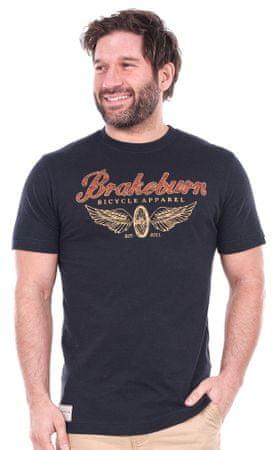 Brakeburn moška majica M temno siva