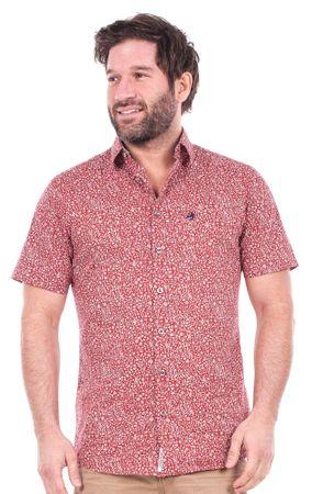 Brakeburn pánská košile L červená