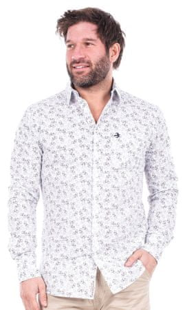 Brakeburn moška srajca M bela