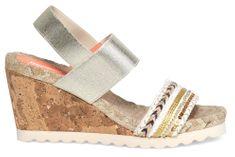Desigual ženske sandale Ibiza Bling