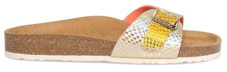 Desigual dámské pantofle Bio1 Oro & P 36 zlatá