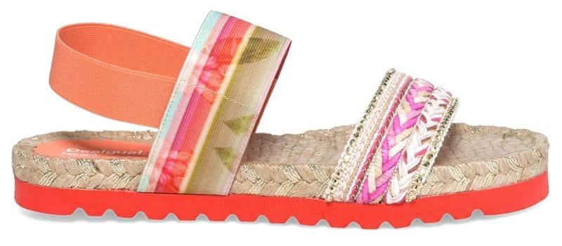 Desigual dámské sandály Formenter 41 vícebarevná