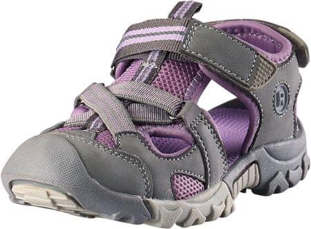 Reima otroški sandali Rigger, roza, 33