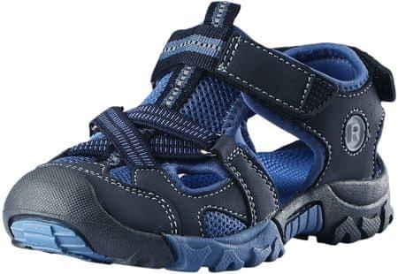Reima otroški sandali Rigger, modri, 35