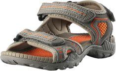 Reima otroški sandali Luft, sivi